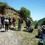 Tour in Armenia on foot