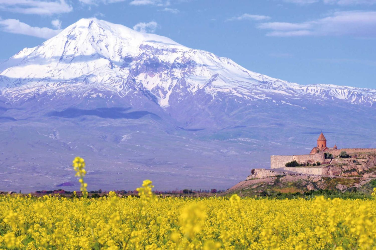 Discover- Armenia for- yourself with- Armenia fly- drive tours