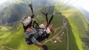 paragliding-in-armenia